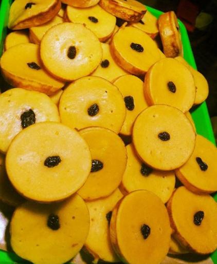 10 g Resep Kue Lumpur Kentang Hasil Pesanan 100 Pcs